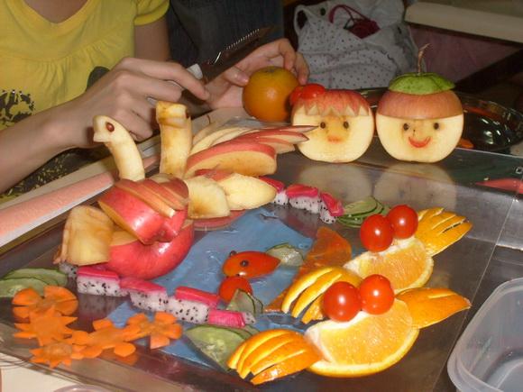 院第五届蔬果拼盘大赛