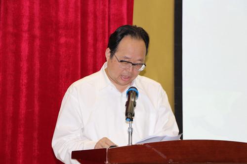 省文明办副主任林海华,南方公益