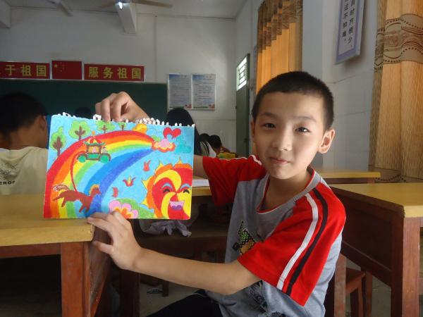 【湛江师院】创新理念,特色教学--心愿小学社心语高台略阳县图片
