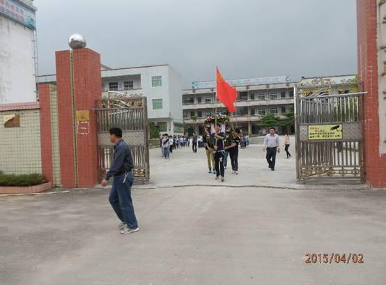 广宁县三宿山风景区进度